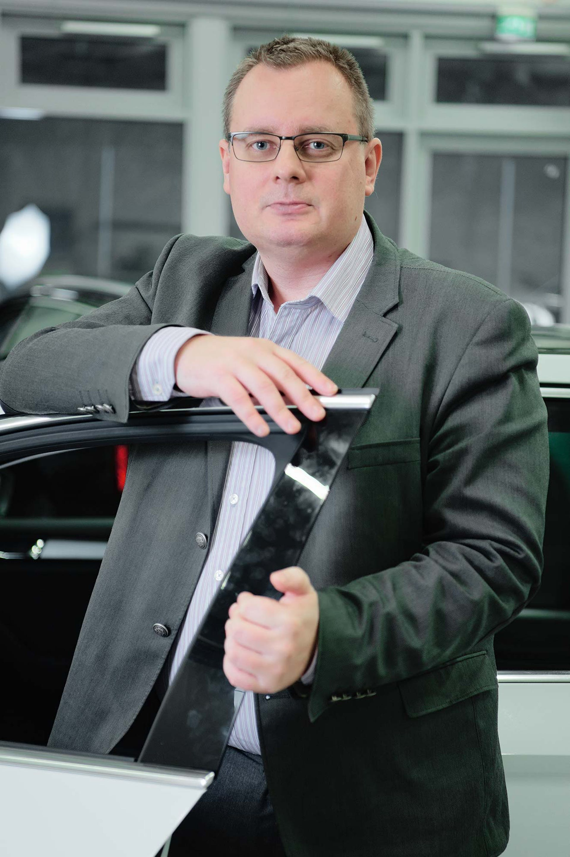"""""""Škoda-merkkihuolto oli ainoa, joka täytti kaikki tehtaan huolto-ohjelman standardit"""", Petri Haapaniemi toteaa."""